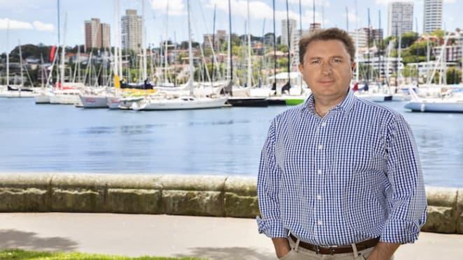 McGrath hires Michael Conolly as property management head