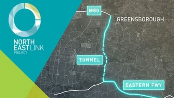 Melbourne's $16 billion North East Link freeway is an investor opportunity: John McGrath
