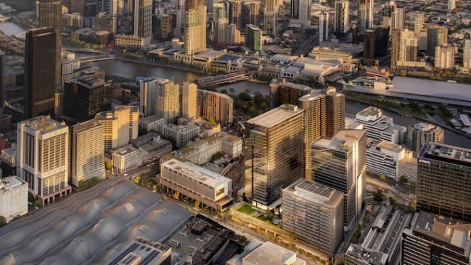 Co-working operator Spaces joins Melbourne Quarter precinct
