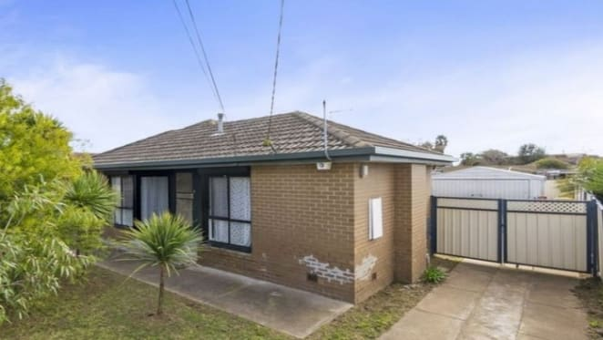 Three bedroom Melton South, Victoria mortgagee home sold