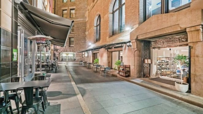Mercado restaurant space in Martin Place fetches $5.3 million at Burgess Rawson auction