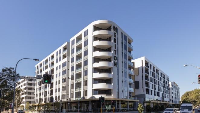 Meriton set to release Mascot rental apartments