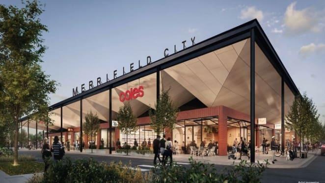 Construction commences on Merrifield City retail centre