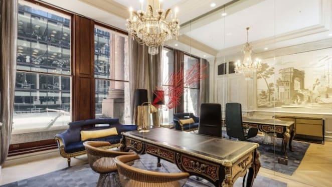 Michael Snounou's luxury George Street office sells