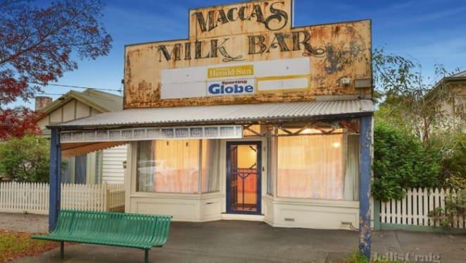 Flemington milkbar home listed for auction
