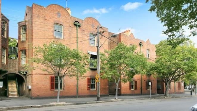 33 historic workers apartment dwellings in Millers Point listed for June sale