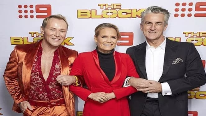 Sydney grandads Mitch and Mark made bookies favourites after The Block 2019 first episode