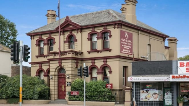 Mittagong's The Old Bank for sale as grand family home