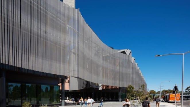 Multiplex finish construction of $225 million building at Monash University