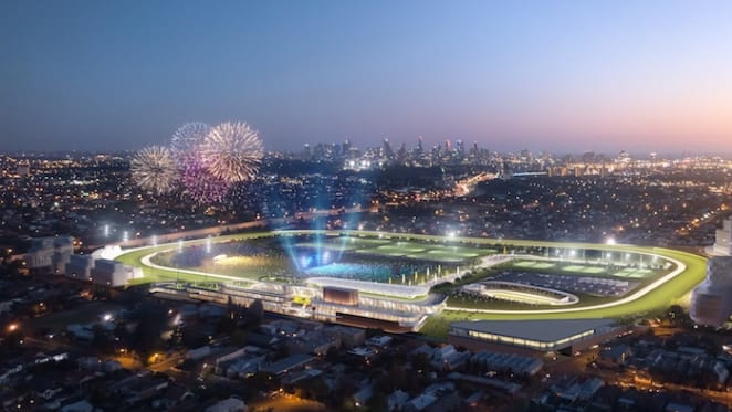 Moonee Valley Racing Club announces bold vision to transform historic racetrack