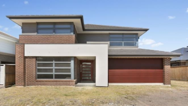 New house in Sydney's Moorebank listed under mortgagee sale