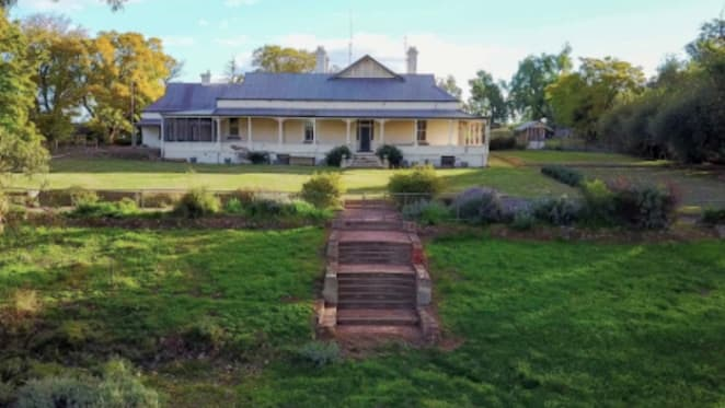 Moorna Station offered with $8 million plus hopes