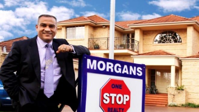 Hills Shire, Sydney estate agent Sid Morgan shot at Point Cook