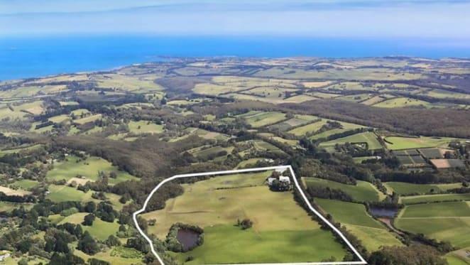 Philip Cornish spends $10.1 million on Sunnyside at Main Ridge