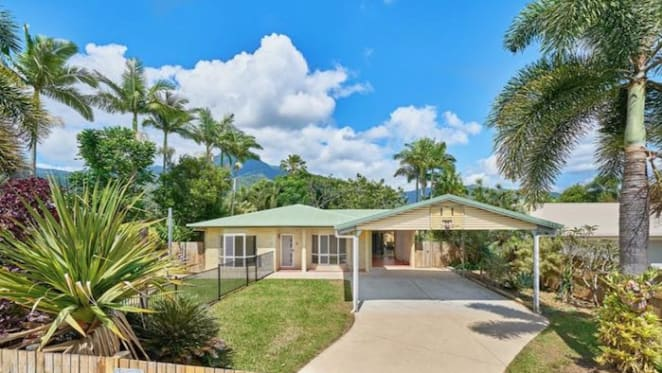 Mortgagee lists Cairns home for sale