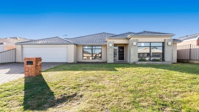 A Byford, WA home has been listed at a $100,000 loss for mortgagee