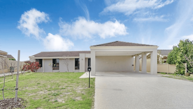 A four bedroom Dianella home listed by mortgagees