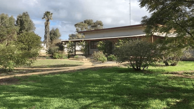 Moora, WA home listed by mortgagee with loss pending