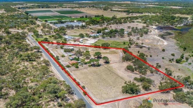 Nowergup land parcel listed by mortgagee