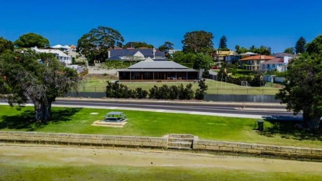 Multiplex heiress Denby Roberts lists Mosman Park super block