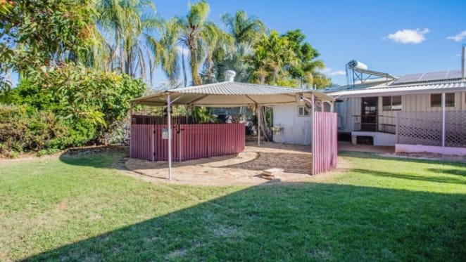 Mount Isa, Queensland mortgagee home asking price reduced 25% before sale