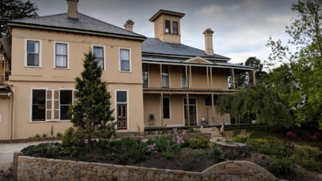 Historic Mount Victoria Manor listed for sale