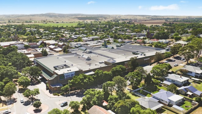 Muswellbrook council buys Muswellbrook Marketplace for over $34 million through Savills