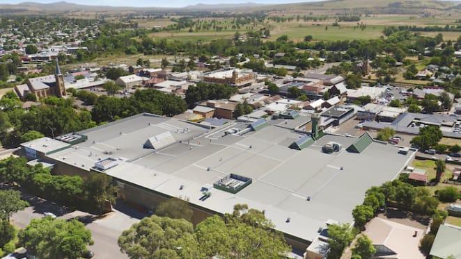 Muswellbrook marketplace in Upper Hunter region hits the market