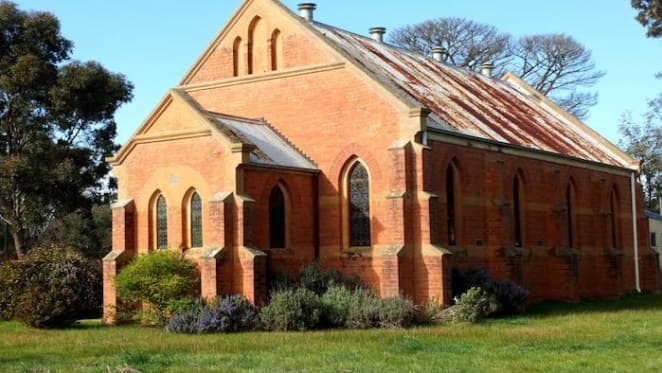 Natte Yallock church listed for $345,000