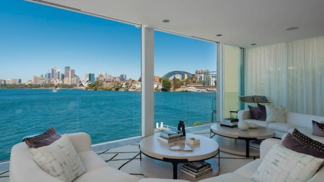 Record hopes for Wavish waterfront luxury home at Neutral Bay