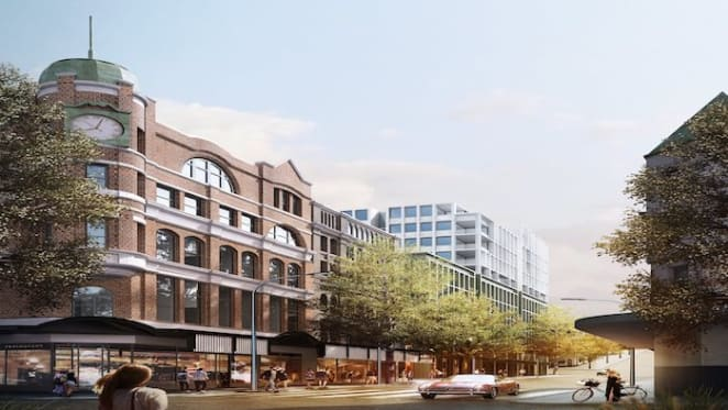 Iris Capital lodges application for East End in Newcastle