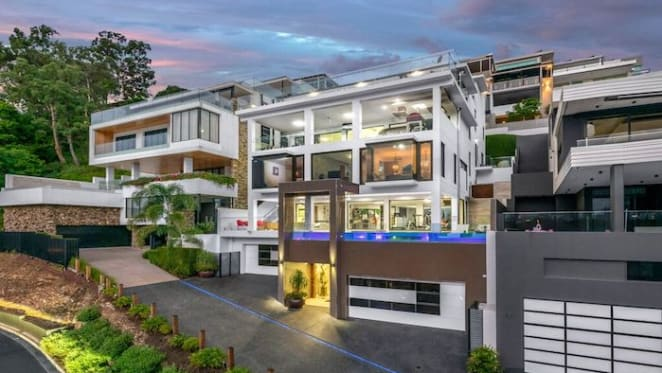 The residential 'Versace of Brisbane' on the market