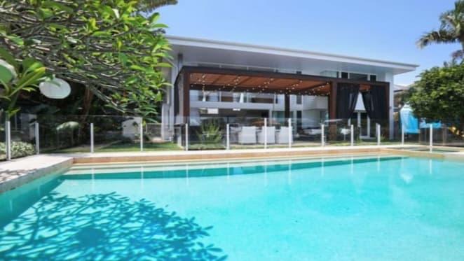 Gold Coast trophy home of architect Bayden Goddard listed