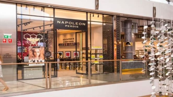 Australian beauty brand Napoleon Perdis may close 20+ stores in voluntary administration
