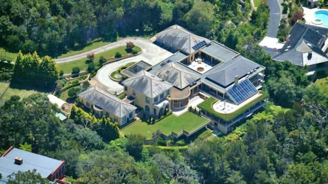 Neerim House at Castle Cove looking to steal back suburb record from next door