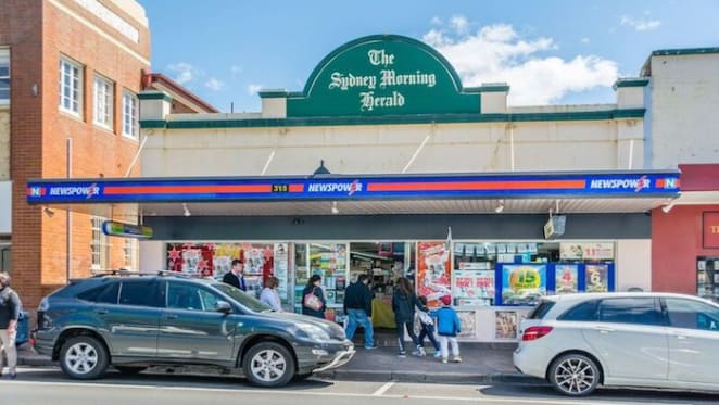 Bowral Newsagency sells under the hammer on 4.1% yield