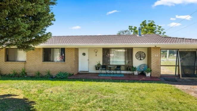 Toowoomba mortgagee house sold at auction for $210,000