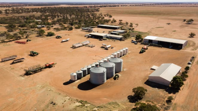 Saudi's SALIC makes first agricultural investment in Australia with Nicoletti purchase