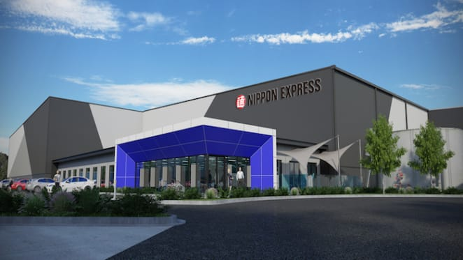 Nippon Express commit to $30 million distribution centre in Melbourne