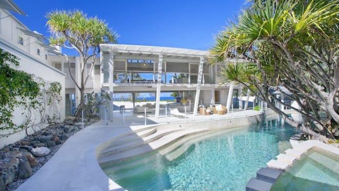 $14 million Sunshine Beach trophy home sale