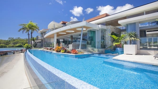Noosa record smashed with $10 million plus sale