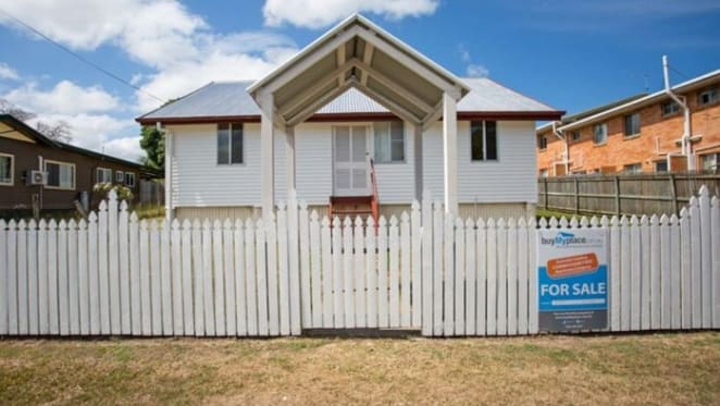 North Mackay, Queensland mortgagee home listed months after purchase for 2011 price