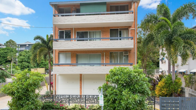 North Ward, Queensland mortgagee home sold for consecutive loss