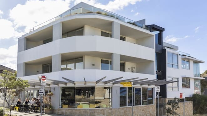 Another Bondi beachfront block with retail hits the market