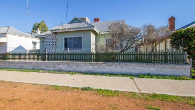 Northam, WA mortgagee home sold for $111,000 loss