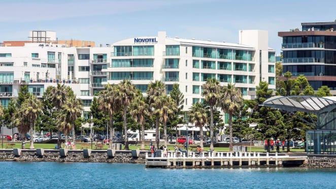 Novotel Geelong gets $3.5 million revamp
