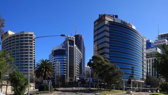 Sydney office stock shrinking under increased demand: HTW