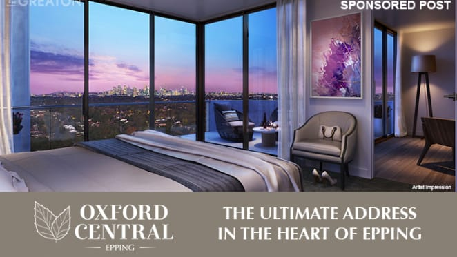 Oxford Central – The ultimate address in the heart of Epping