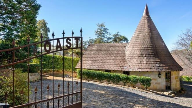 18th century Oast house, Faulconbridge trophy home listed