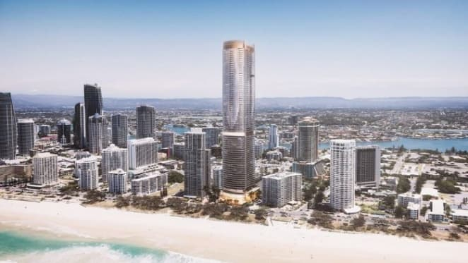 Harry Triguboff's Meriton offering vendor finance for off the plan Ocean, Surfers Paradise highrise buyers